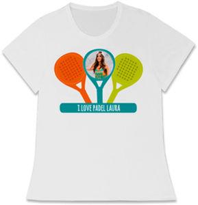 Camiseta TECNICA MUJER CORTA