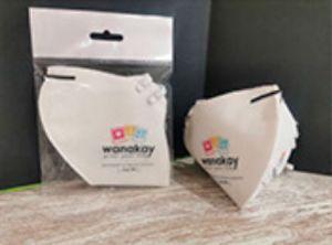 Mascarillas Wanakay personalizables con el logo de tu empresa