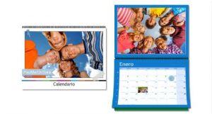 Impresión de calendarios con fotografías