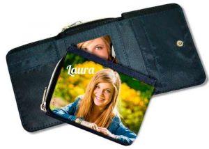 Impresión en monedero o cartera
