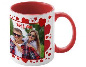 taza impresa para parejas