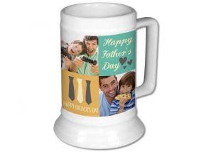 jarra impresa para el día del padre