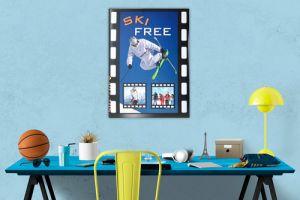 Poster acolchado con diseño personalizado